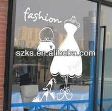 Removable Fashion Vinyl Window Decals