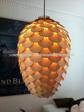 Lâmpada pinha pingente lâmpada moderna lâmpada ( XCP6438 )
