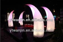 2013 New Brand Wedding Decor Wholesale of inflatable tusk