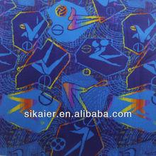 Jacquard Knitting Velour Bus Seat Fabric