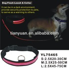 new pet products LED dog collars