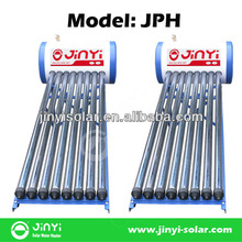 100,120,150,180,200,240,250,300,360 Liters CE Glass Tube Solar Water Heater Manufactory in Jiaxing