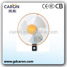110 V automatic quiet plastic wall fan