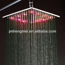 Hot selling 250*250*10mm shower head attachement