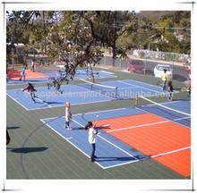 Badminton Interlocking Sports Court
