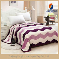 polyester printing flannel blankets