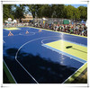 2014 Hot Sale Popular High quality modular tile Suspended Outdoor PP Interlocking Sports floor tiles Basketball Flooring