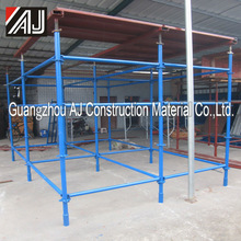 Guangzhou factory easy used scaffolding for sale