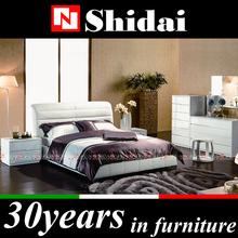 B9012 Furniture bedroom sets round bed /used bedroom set / bedroom set new model