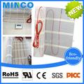 alta qualidade electric aquecimento radiante de calor resistente aquecimento tapetes
