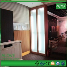 Wpc furniture substitute fiberglass reinforced plywood panels