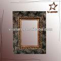 2014 الجدار نمط جديد مرآة الزخرفية الداخلية