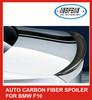 AUTO ACCESSORIES CAR SPOILER TRUNK LIP FOR BMW F10 SPOILER