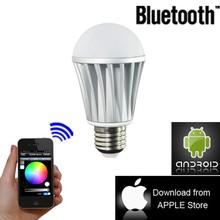 LED SMART Light Bulb - PIR Motion Sensor Cool White B22 60 Second Timer