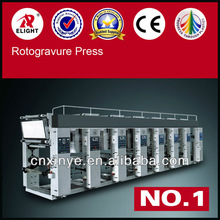 2014 Newest Model Rotogravure Printing Press,Economical Rotogravure Printing Machine ,Manufacturer of Gravure Printing Machines