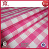 Cotton yarn dyed dobby woven check fabric for shirt made in CHINA