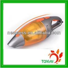 Steam car vacuum cleaner for car interior clean