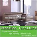 Beau cuir véritable sofa#2899 style africain