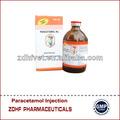 corrida de cavalos de drogas injeção de paracetamol analgésico antipirético