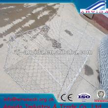 Gabion Box/gabion baskets buy from anping/anping hexagonal mesh