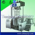 Fabricante de la fábrica de vacío emulsionante máquina de hacer queso