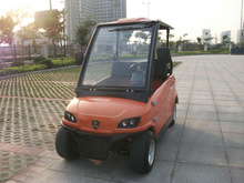 Street Legal EEC Electric Cars DG-LSV2 with CE certificate (China)