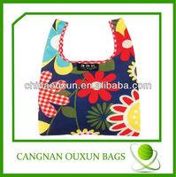 Cheap factory price foldable shopping bags nylon