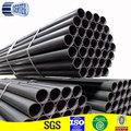 Q345b Tubular postes de acero proveedor con certificado SGS