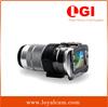 AT5000 Ambarella waterproof g-sensor full hd 1080p cctv car dvr with gps
