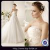 W0418 Elegant Beaded Flower Designer Wedding Dresses Istanbul