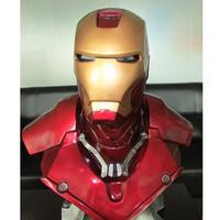 Action Resin Iron, Retail Iron Model, Active Iron Figure
