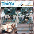 Thoyu marca vendável de madeira cabo de vassoura máquina