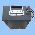 Alta capacidade 12 v 100ah bateria de carro elétrico pacote