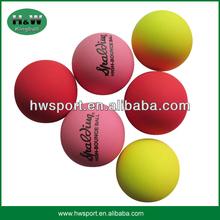 hot sale soft hollow rubber balls