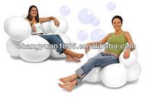 New design fashion popular hot sale high quality inflatable ball sofa