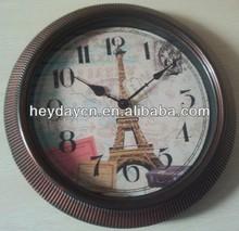 2014 antique clocks(HD-2012)
