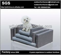wicker furniture outdoor pet bed