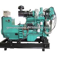 AC 50Hz 1500rpm Diesel Engine Marine Fresh Water Generators
