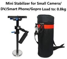 ET-ST02 Mini Cam Stabilizer steadicam for Small Camera/ DV / Smart Phone/ Gopro Max Load: 0.8KG Camera Stabilizer System
