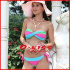 O-KISS 2014 colorful bikini online shop