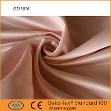 Polyester de haute qualité rideaux modernes pour le salon