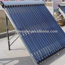 Evacuated Vacuum Tube with U-Pipe Solar Collectors