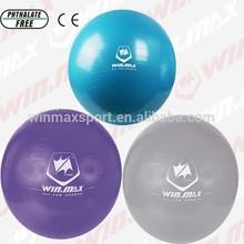 2015 new fitness yoga ball durable antiburst Gym exercise ball