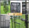 welded large bird cage wire mesh/bird cage