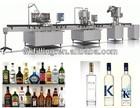 Wine/Vodka/Red wine/White wine glass Bottle Filling Machine