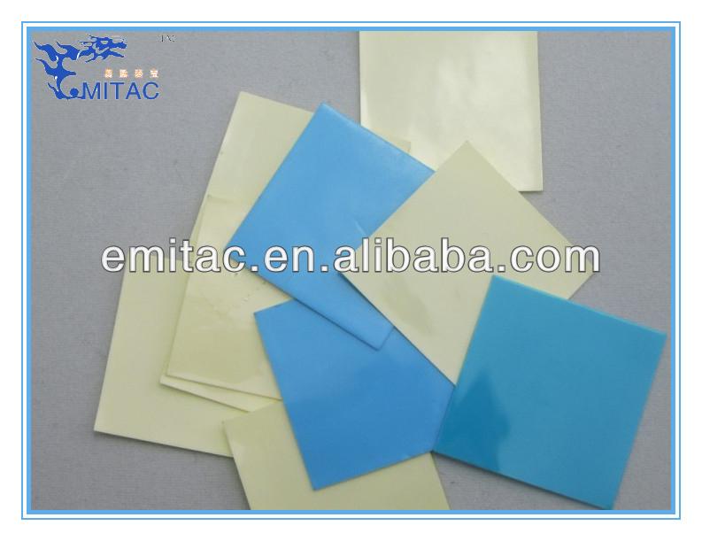 Conductive Foam Sheet Silica Gel Heat Conductive Foam Rubber Sheet Jpg