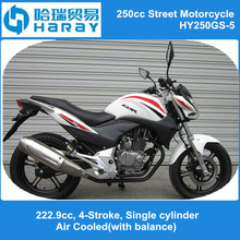 250cc motorcycle Street Motorcycle Racing Motorcycle HY250GS-5