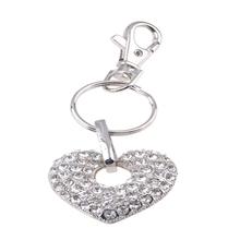 fashion cheap custom metal keychains