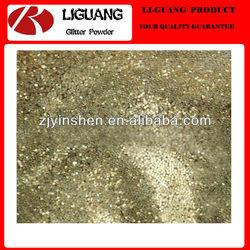 2014 glitter powder Needle type glitter,solvent resistant glitter dots