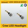 H4 Hi/Lo skoda octavia led headlight